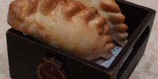 Пирожки с куриными потрошками